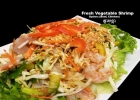 Fresh Vagetable Shrimp